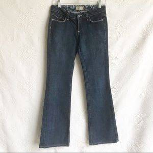 """Paige Jeans """"Hollywood Hills"""" in dark wash"""